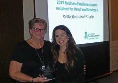 Rustic Roots Retail winner